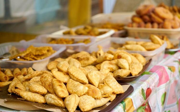 quantos pastéis vende por dia na feira