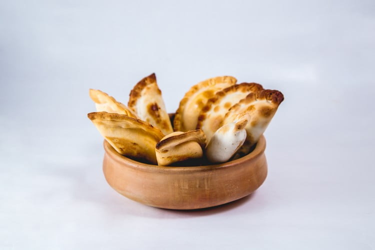 qual a temperatura ideal para fritar pastel