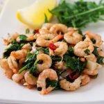 receitas de recheio de camarão para pastel